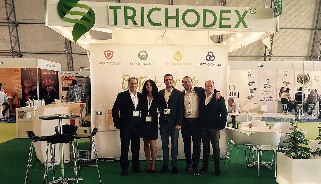 TRICHODEX EN INFOAGRO EXHIBITION