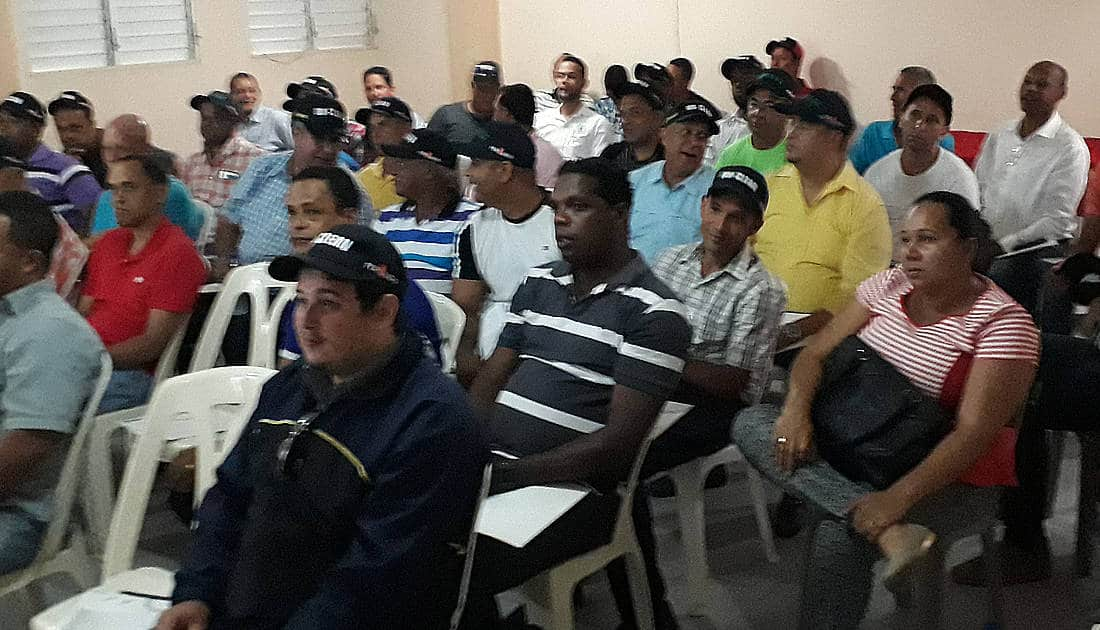 TRICHODEX AND FERQUIDO ORGANIZE TECHNICAL SEMINARS IN DOMINICAN REPUBLIC