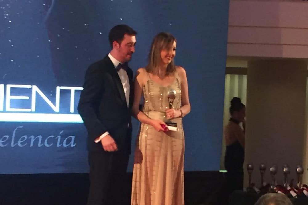 """Trichodex recibe el Premio """"Diseño y Fabricación"""" del suplemento de La Razón"""