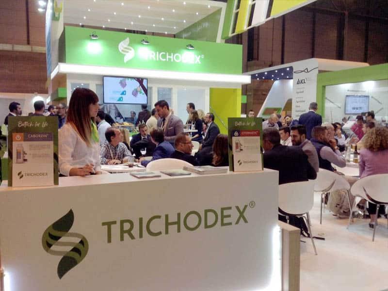 Trichodex estuvo presente una vez más en Fruit Attraction 2018